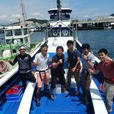 7月21日(土)沼津手ぶらで、楽々ふねつり体験ツアー