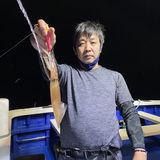 釣果情報・7月26日(月)沼津沖早夜マルイカ