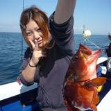 5月13日(金)午前根魚五目テンヤ