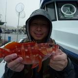7月9日(土)午前根魚五目テンヤ