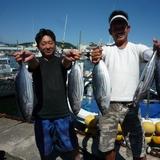 7月30日(土)カツオ・コマセ釣り・キャスティング・ジギング