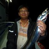 9月16日(金)沼津沖深夜タチウオ