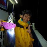 9月25日(日)沼津沖深夜タチウオ