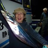10月21日(金)沼津沖早夜タチウオ