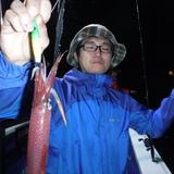 6月6日(火)沼津沖早夜マルイカ試し釣り
