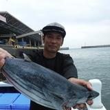 8月10日(木)午前カツオ・キメジ・コマセ釣り・ルアーキャスティング