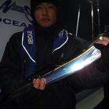 12月30日(土)沼津沖早夜タチウオ